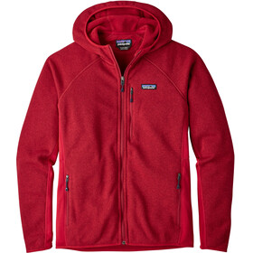 Patagonia Performance Better Sweater - Chaqueta Hombre - rojo